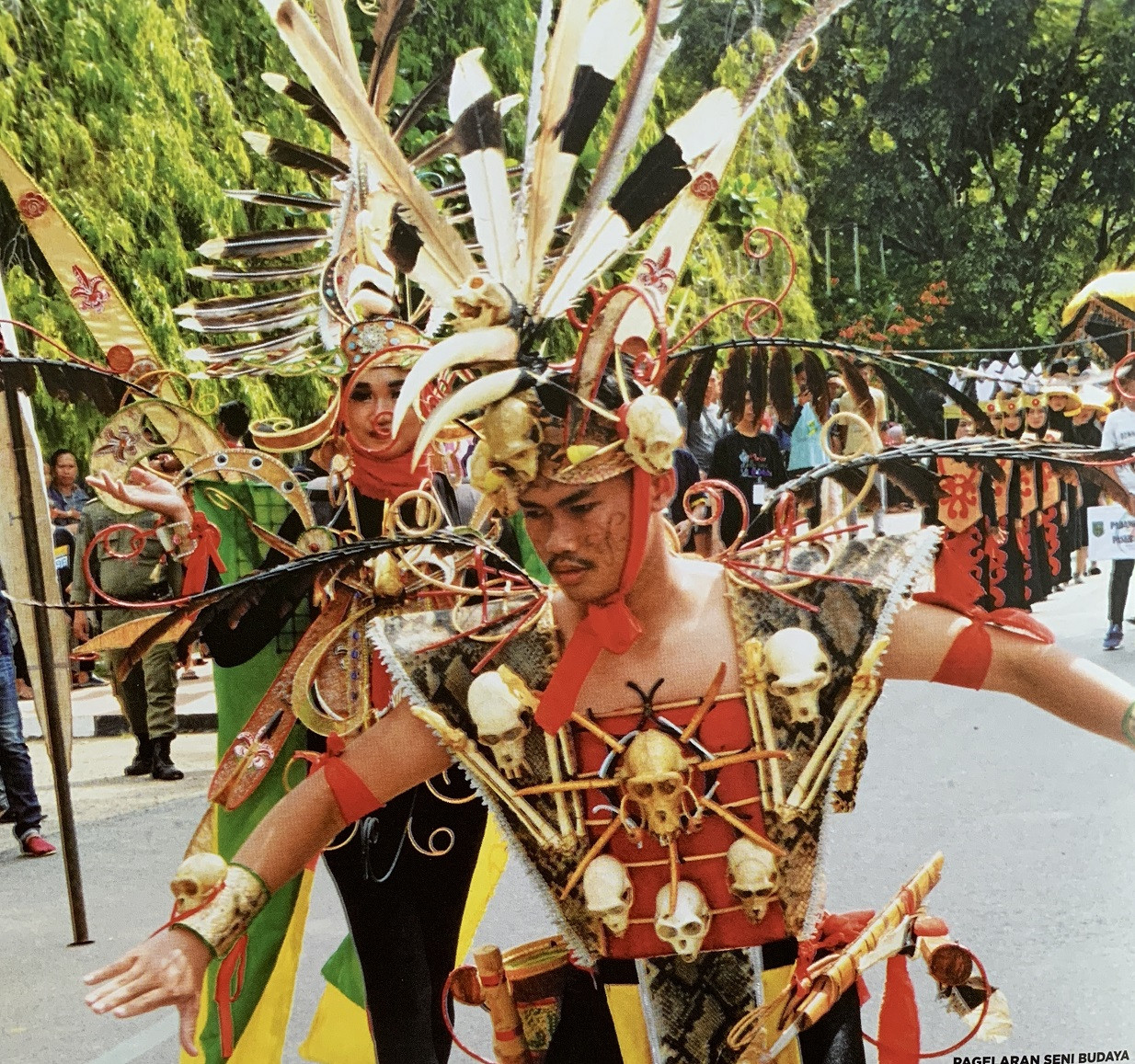 Indonesia's regents and mayors of culture