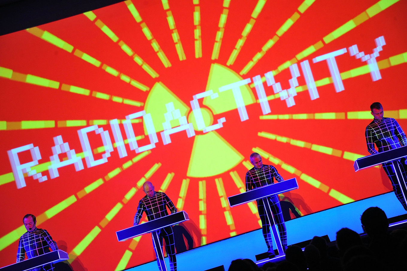 Kraftwerk announce 50th anniversary North American tour