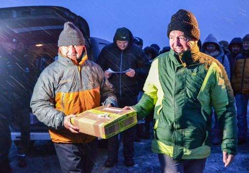 Arctic 'doomsday vault' stocks up on 60,000 more food seeds
