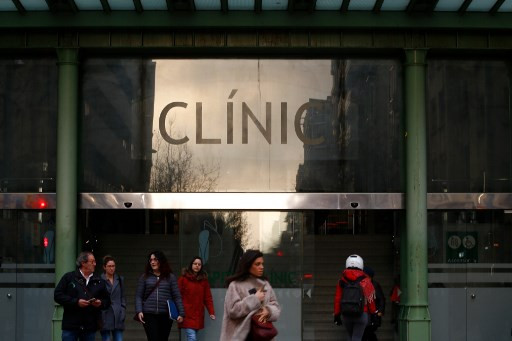 Spain virus death toll hits eight as infections jump