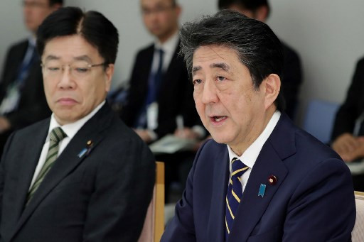 PM Abe asks all Japan's schools to close over coronavirus
