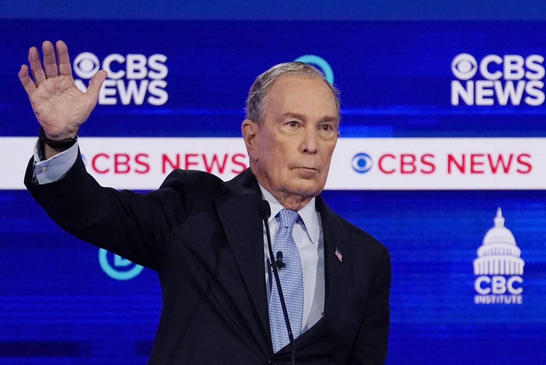Bloomberg drops out, backs Biden in Democratic presidential race