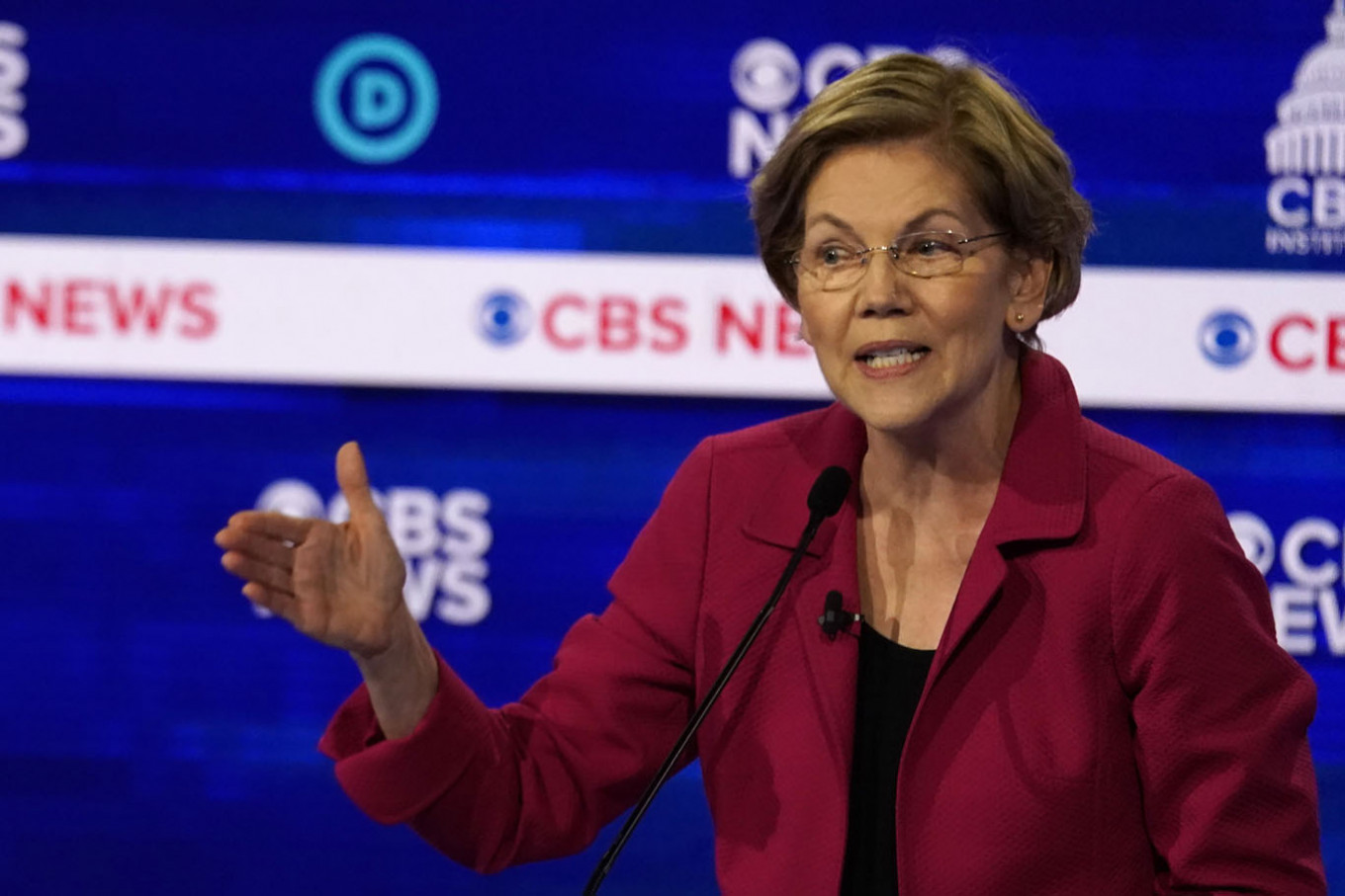 18 contests, 0 wins: Warren's White House bid misfires