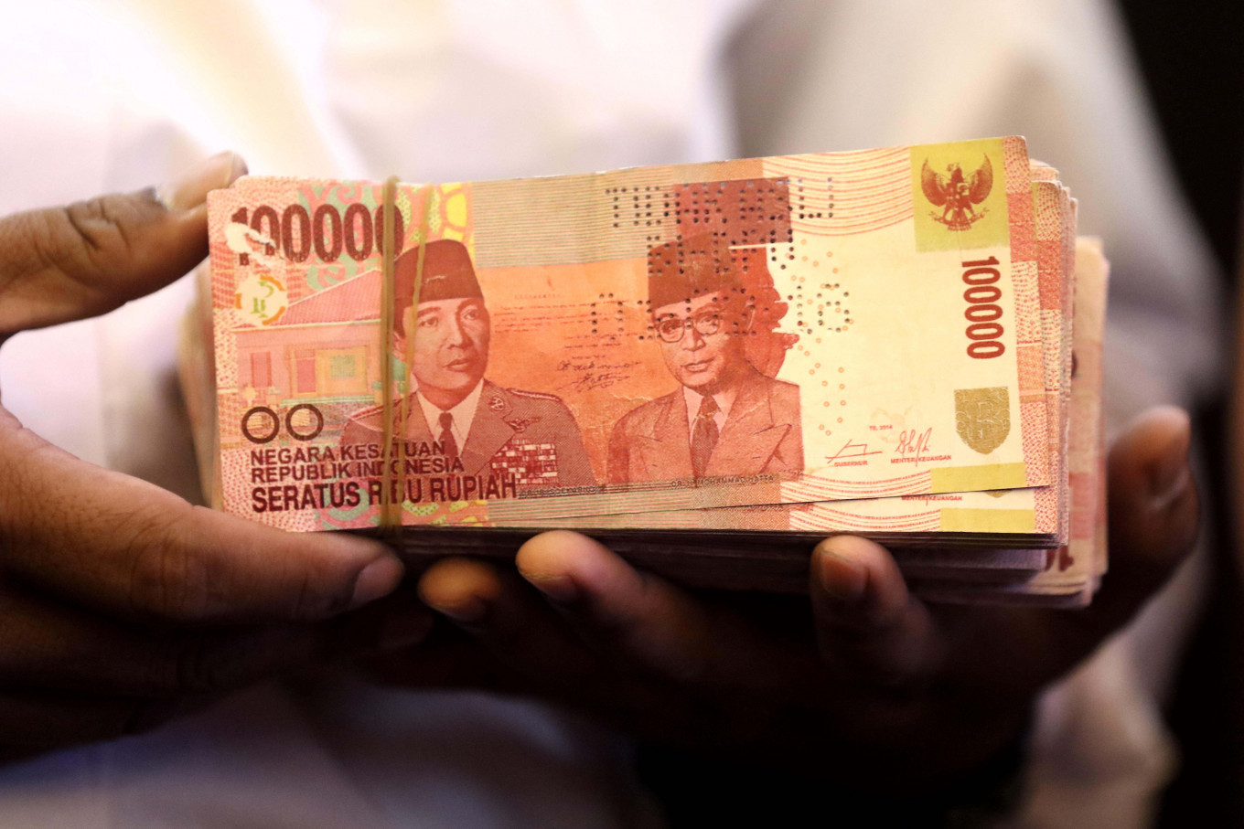 Indonesia will emerge out of pandemic highly indebted. Every rupiah counts