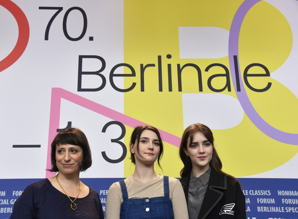 #MeToo movement front and center at Berlin film fest