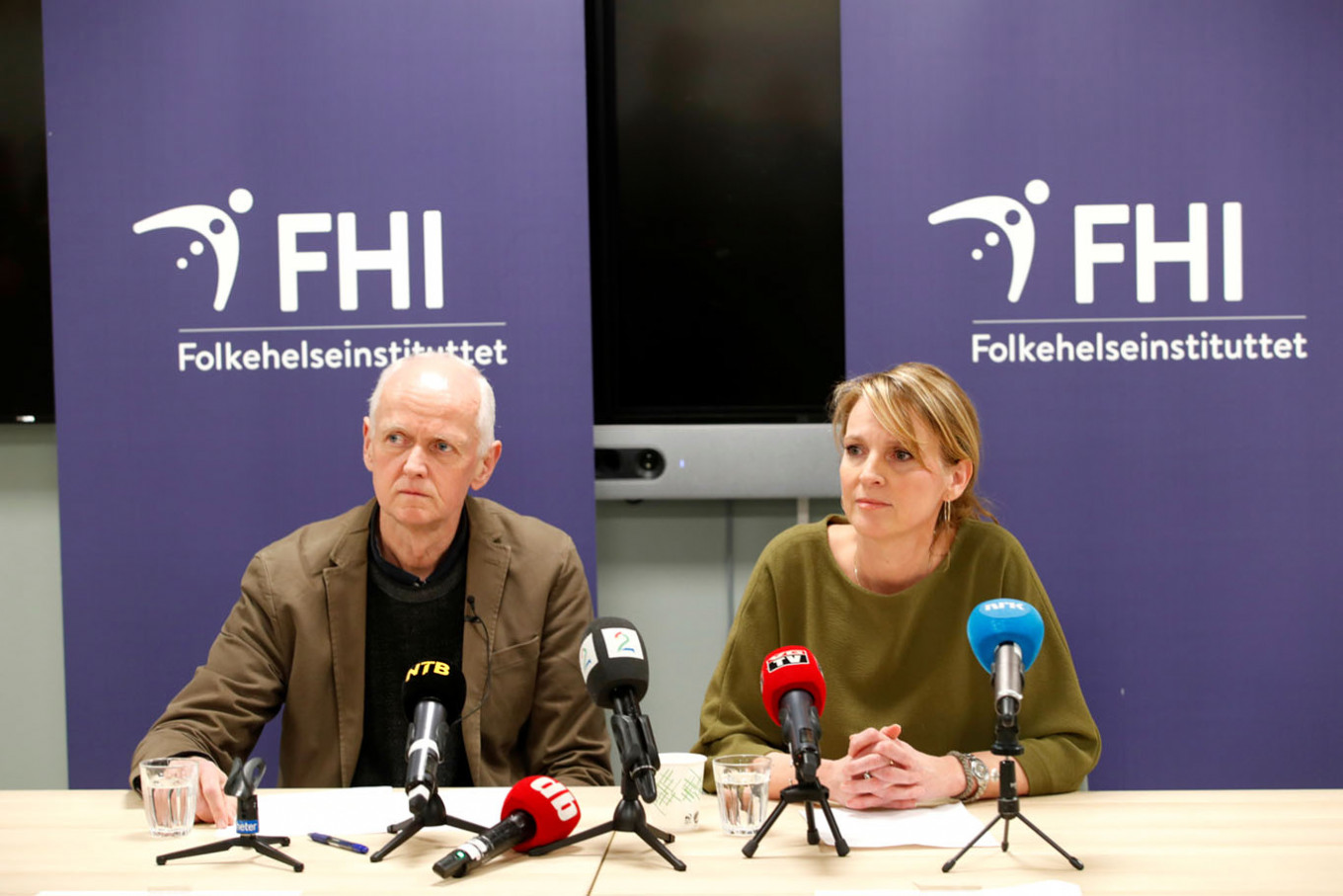Norway detects its first case of coronavirus