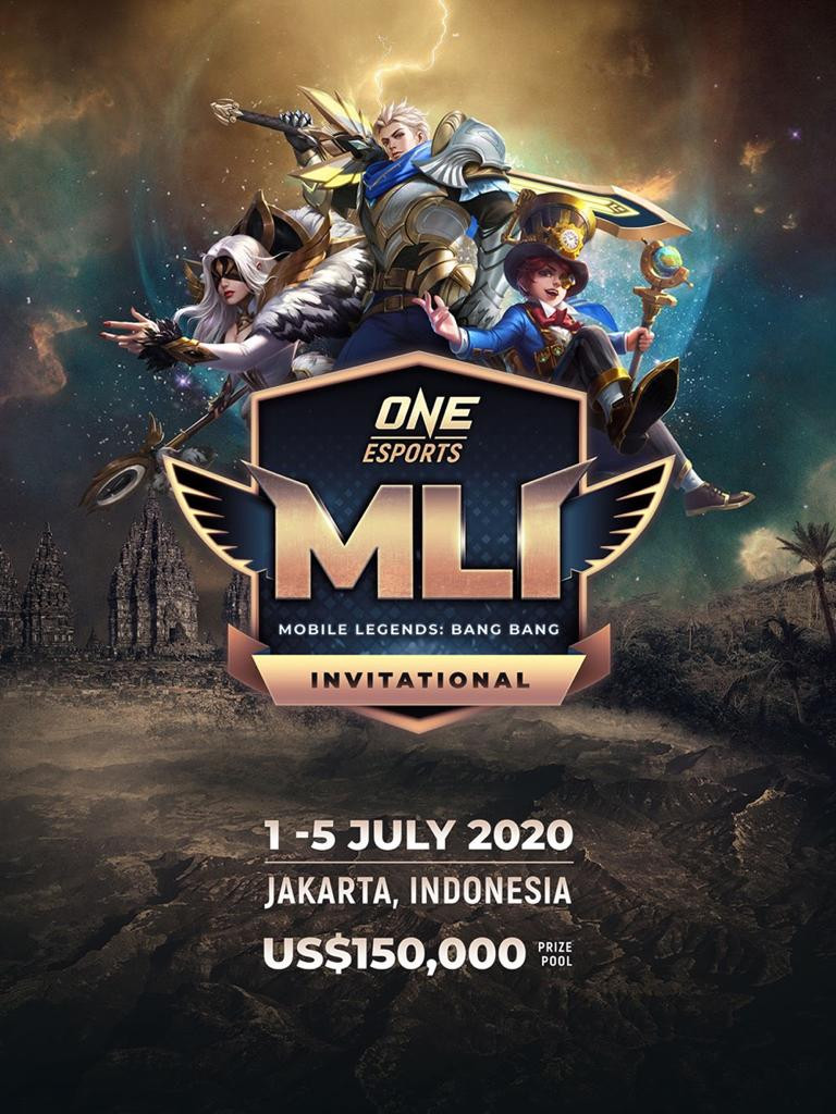 Jakarta to host ONE Esports MLBB invitational with Rp 2.1b prize pool