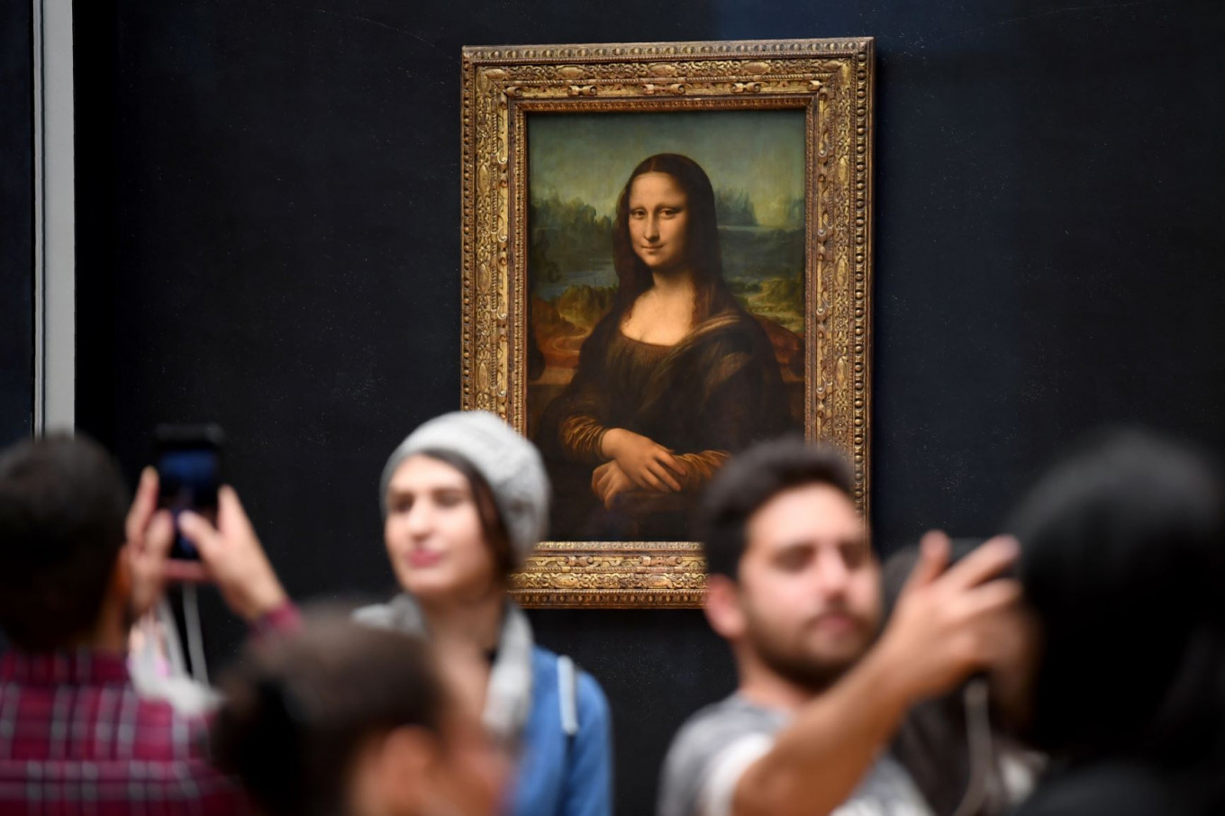 Art conservation: Restoring masterpieces requires a league of its own