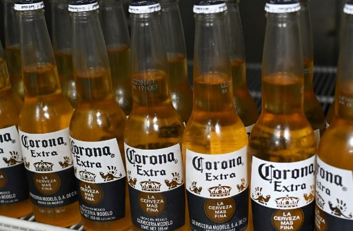 Corona beer suffering because of coronavirus outbreak