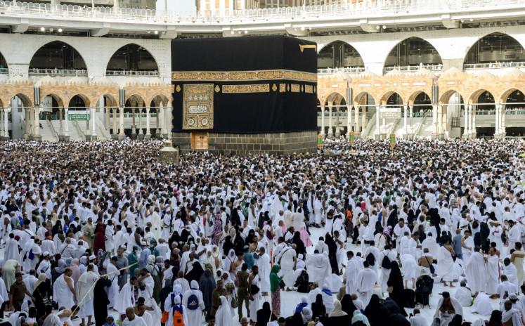 Indonesian envoy lobbies Saudi Arabia to exclude pilgrims from 'umrah' ban