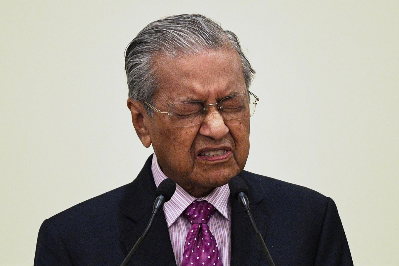 Malaysia in crisis as Mahathir rejects new PM