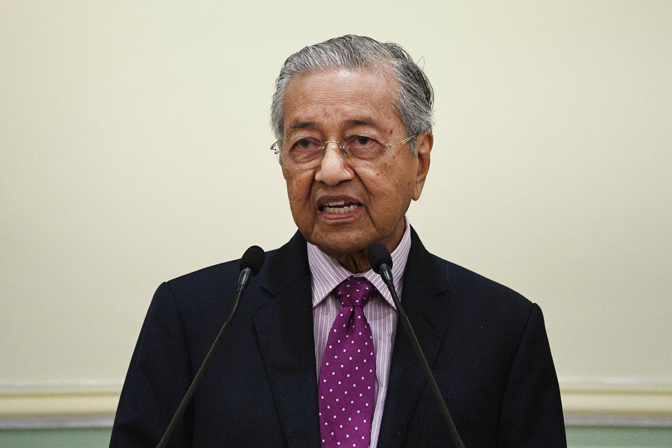The Slim by-election: Mahathir's last battle?