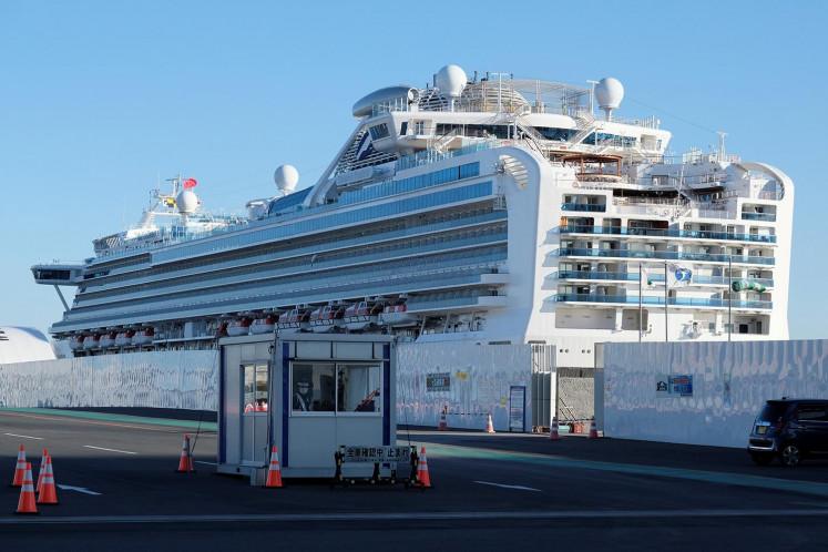 Cruise control? Securitizing luxury cruise ships in times of coronavirus
