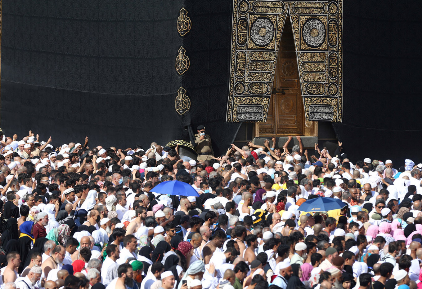 Govt to return payments to pilgrims if haj canceled