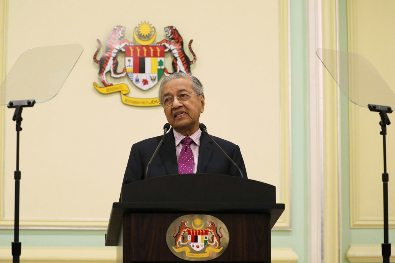 'Malay First', Mahathir's thirst for power behind UMNO's sudden comeback