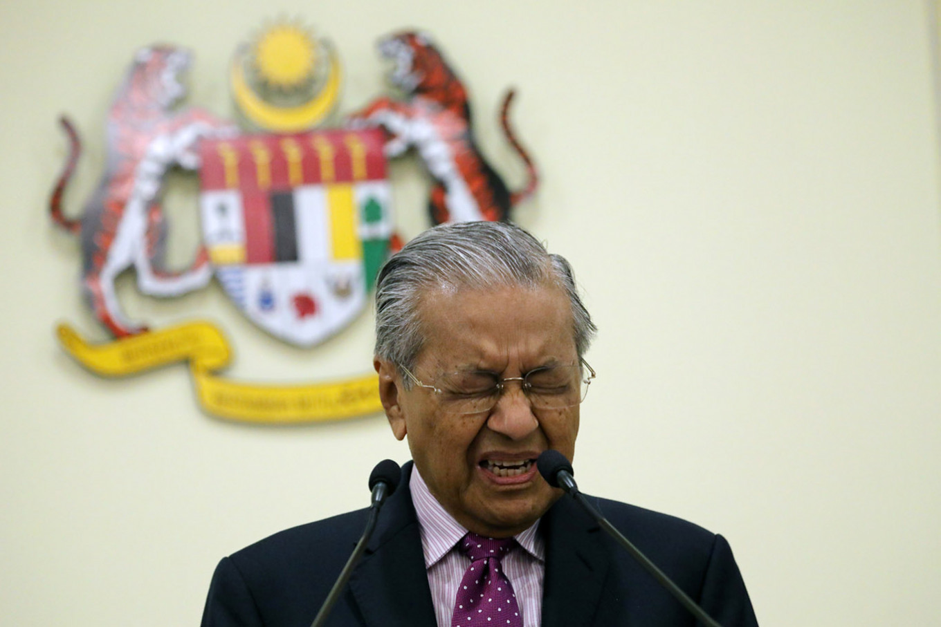 How a $7 billion dispute helped bring down Malaysia's Mahathir
