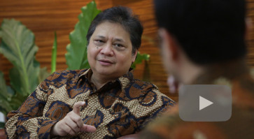 President will tour regions to promote omnibus bill on job creation: Airlangga