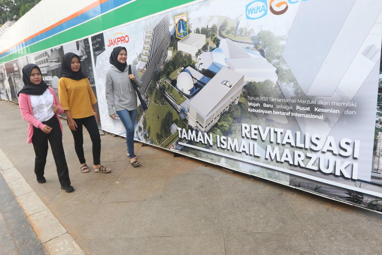 Will the Taman Ismail Marzuki facelift erase its mythology?