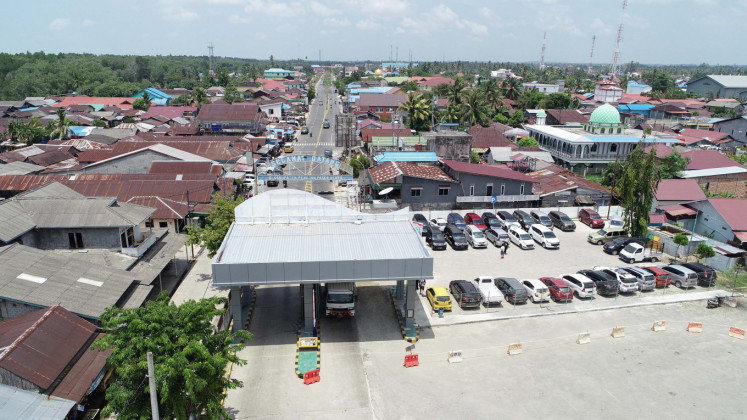 Sepaku Village, Penajam Paser Utara Regency, East Kalimantan, will be the location of the nation's capital.