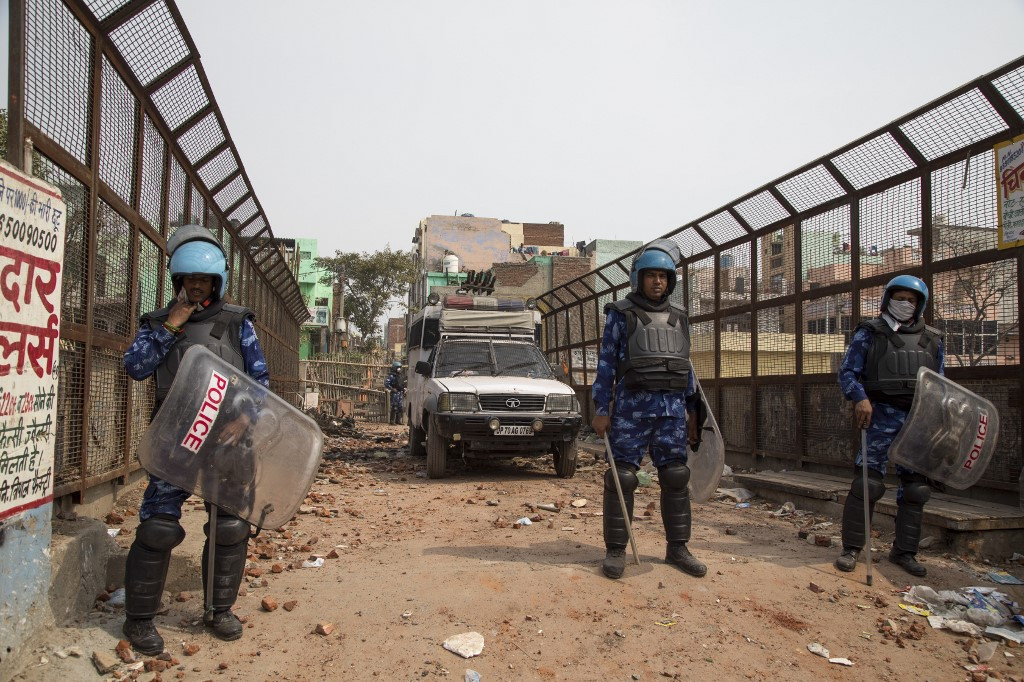 Indonesian humanitarian NGO denies allegation of funding New Delhi riots