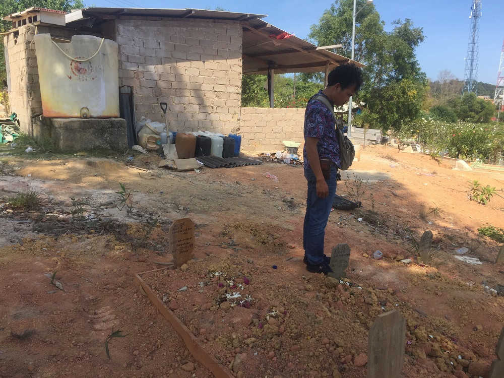 Singaporean man earlier suspected of COVID-19 buried in Batam