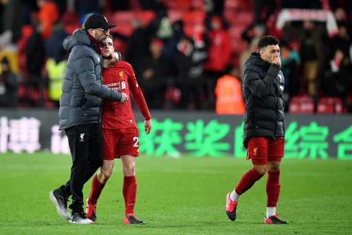 Liverpool's Klopp wants five subs ahead of busy Christmas schedule