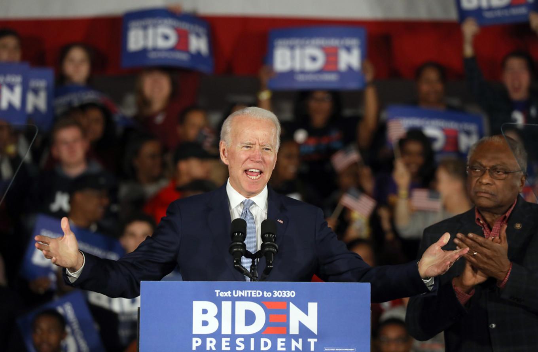 Big South Carolina Win Gives Joe Biden Campaign New Life Super Tuesday Looms World The Jakarta Post