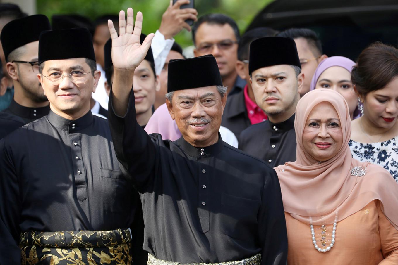 Jokowi congratulates new Malaysian PM Muhyiddin Yassin