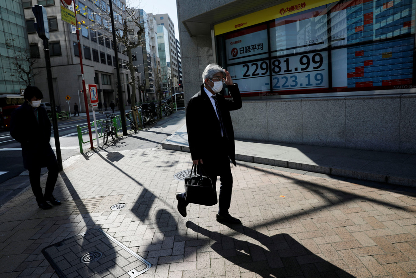 Tokyo markets reopen after glitch halted trade all day