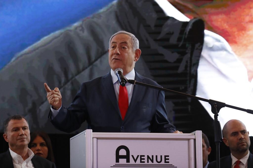 Israel's Netanyahu under precautionary COVID-19 quarantine