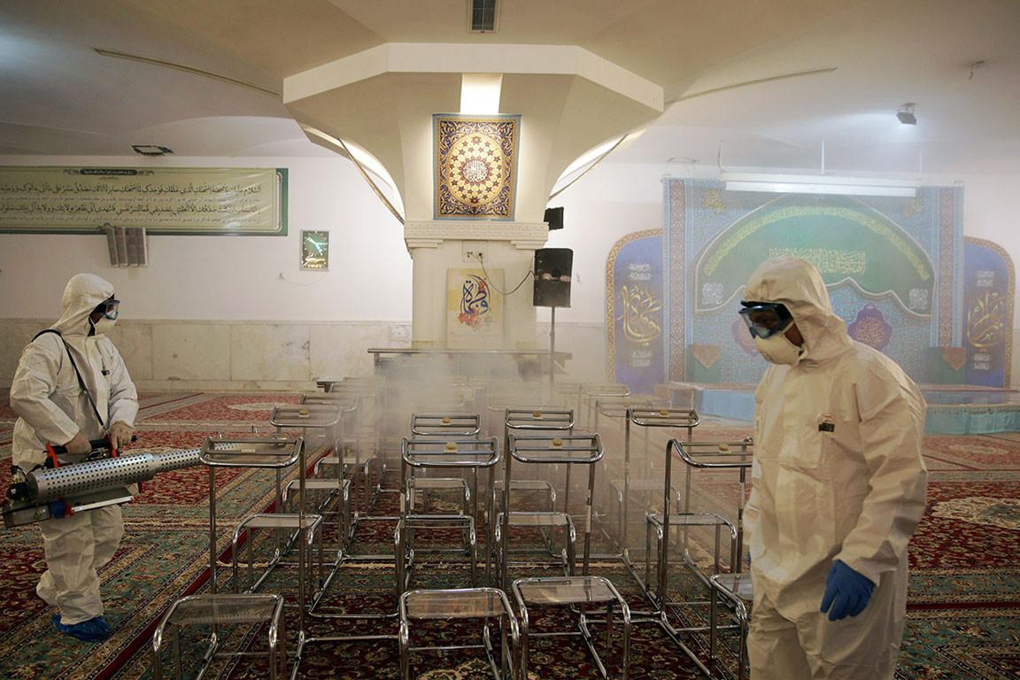 Iran says 77 now dead from coronavirus