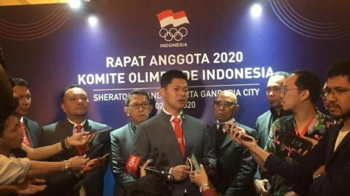 Indonesia's bid for 2032 Olympics: 'No other place but Jakarta'