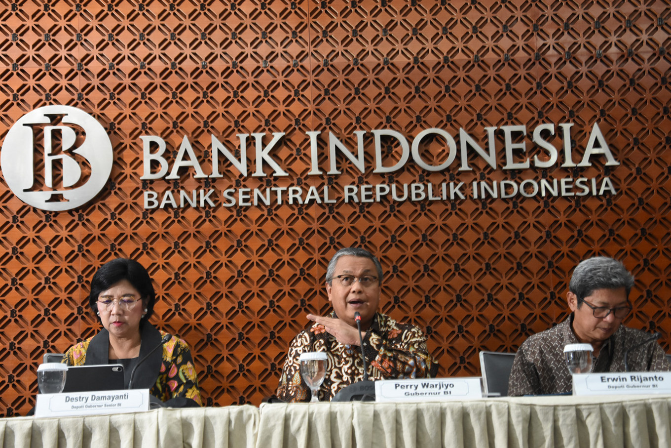 Bank Indonesia says S&P outlook cut not a reflection of fundamentals