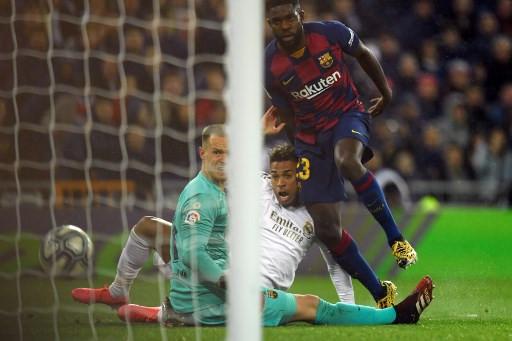 Real Madrid defeats Barcelona in Clasico to regain top spot in La Liga