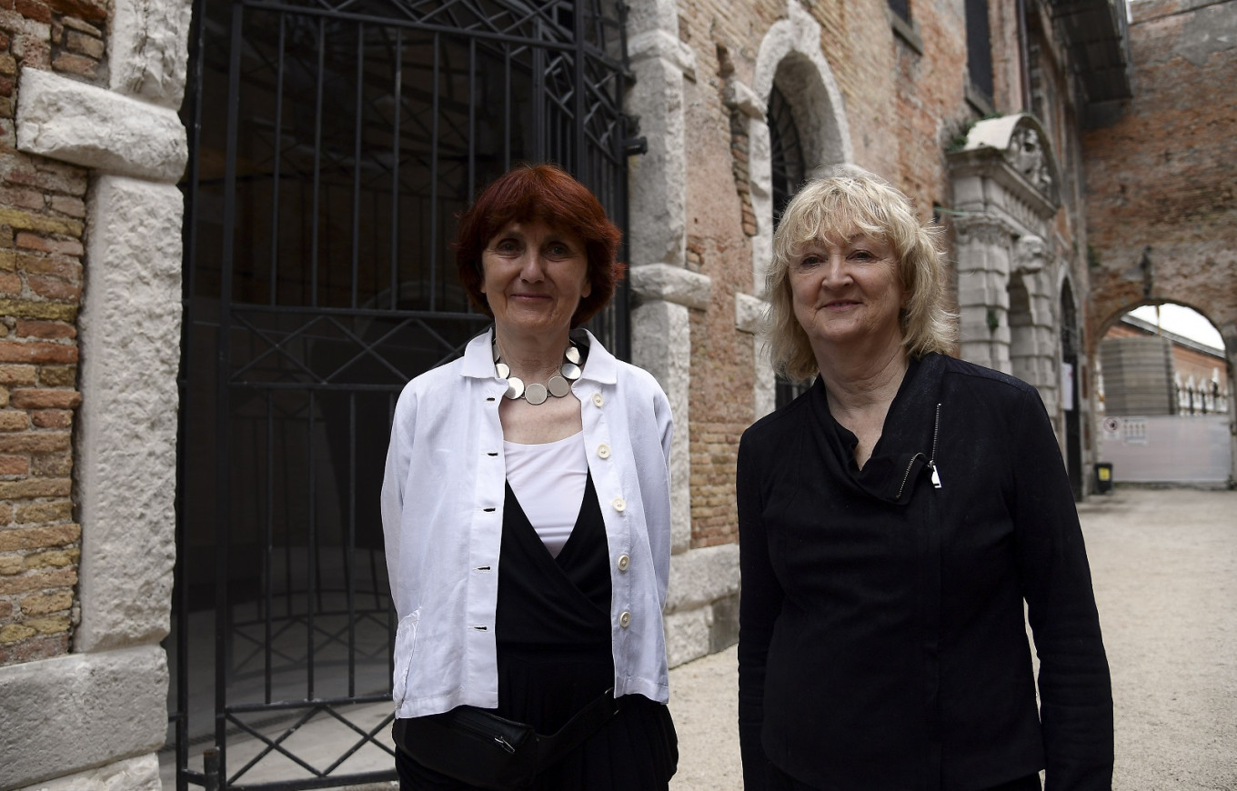 Architecture's top prize awarded to two Irish women