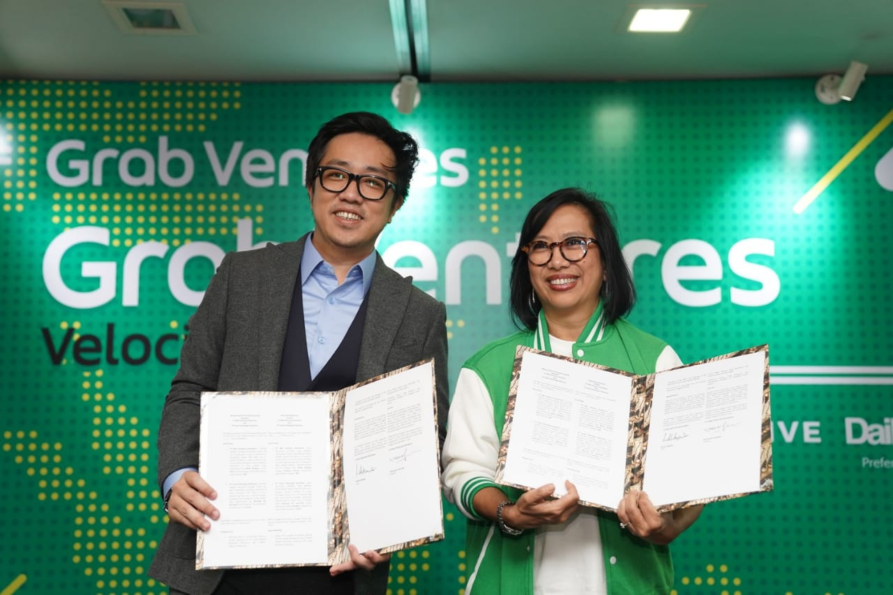 Grab teams up with BRI to support start-ups through GVV program