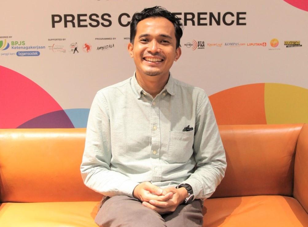 Yosep Anggi Noen: Film festival darling finds his fun in fiction