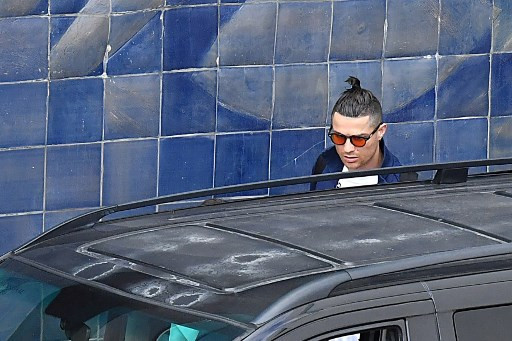 Ronaldo dashes to Madeira to see ailing mother
