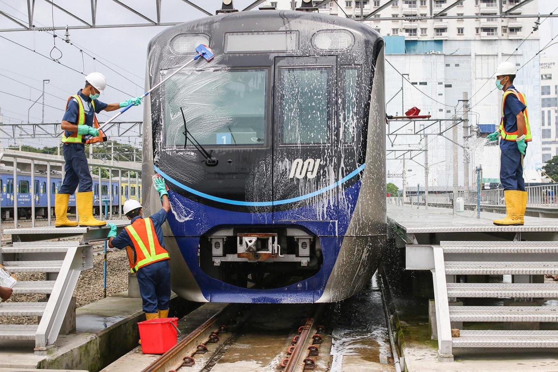 MRT Jakarta drafts new business model amid falling ridership
