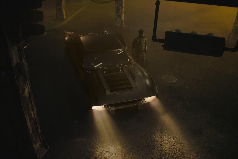 'The Batman' director Matt Reeves offers sneak peek at latest Batmobile
