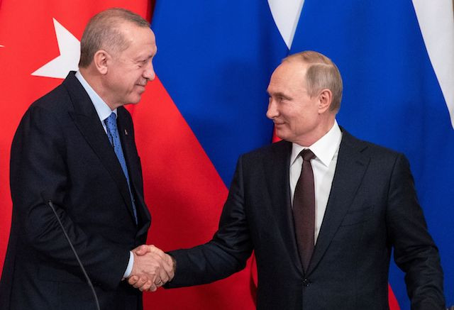 Russia, Turkey agree ceasefire deal for Syria's Idlib