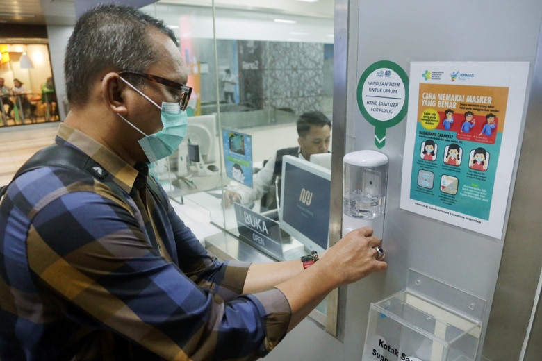Indonesia launches official protocols for COVID-19 outbreak