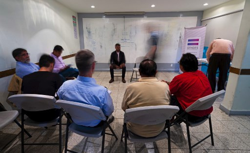 Mexican men confront machismo culture in therapy to combat violence against women