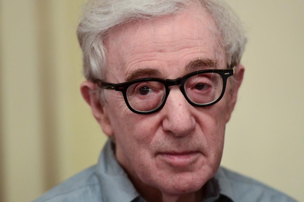 Publisher cancels Woody Allen memoir after backlash