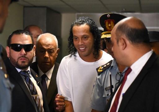 Ronaldinho lawyers push for footballer's release over fake passport scandal