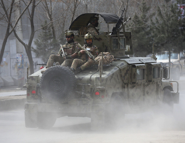 More than 500 civilians die in Afghan violence in first quarter: UN