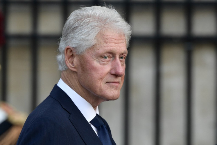 Bill Clinton, James Patterson to release second crime thriller