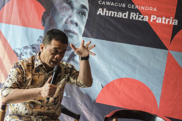 Jakarta deputy governor tests positive, 'likely' got COVID-19 from staffer