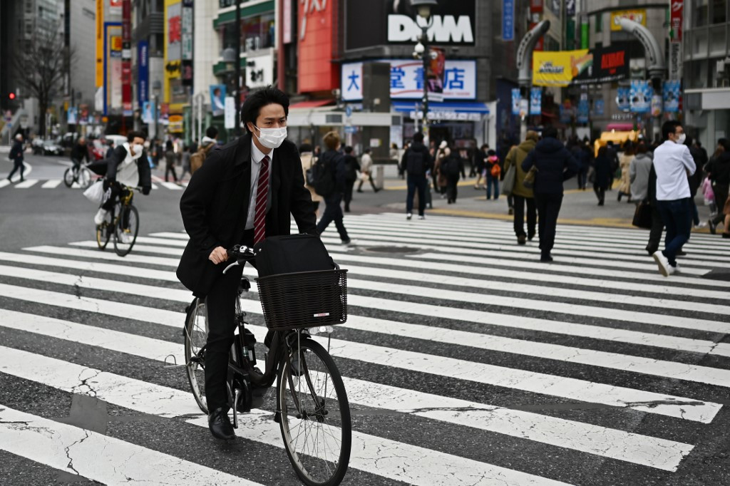 Japan business confidence recovers slightly after pandemic plunge