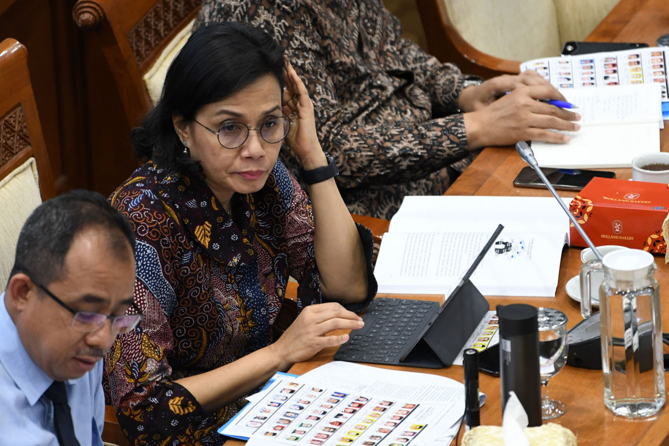 No tax break for new cars, Sri Mulyani says